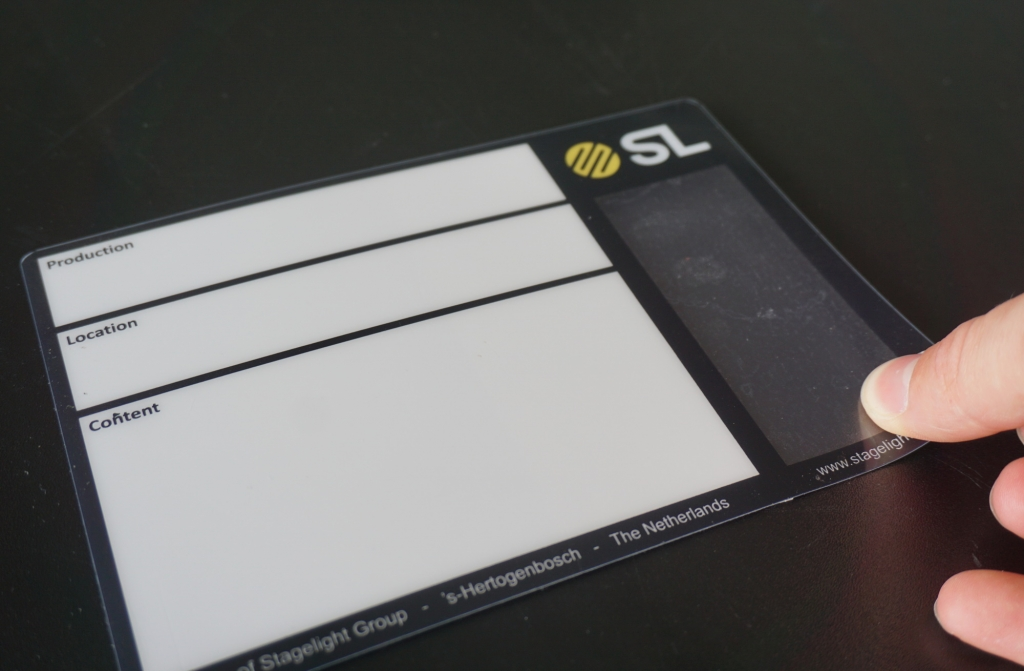 Flightcase-etiketter