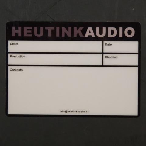HEUTINK AUDIO