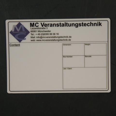 MC VERANSTALTUNGSTECHNIK