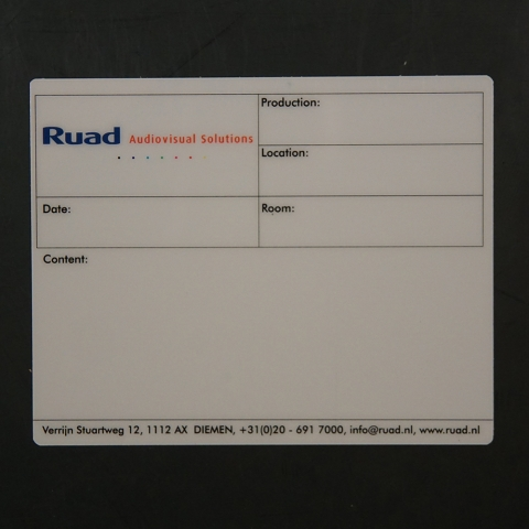 RUAD AUDIOVISUAL SOLUTIONS