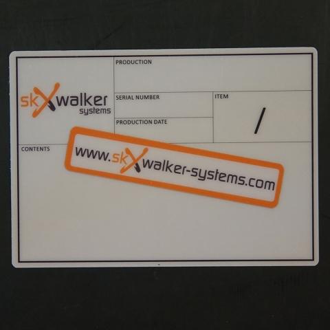 SKY WALKER SYSTEMS