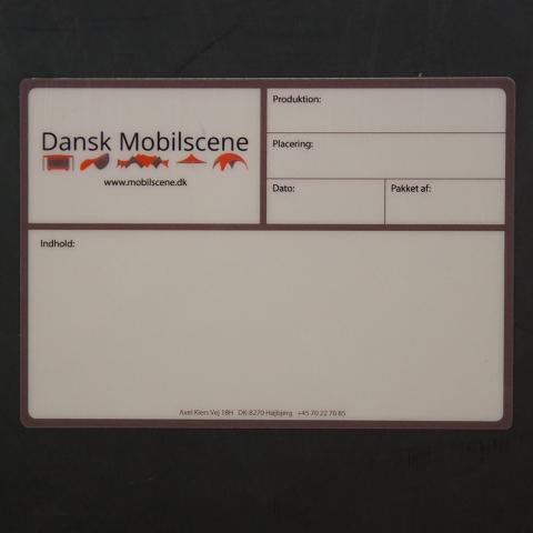 DANSK MOBILSCENE