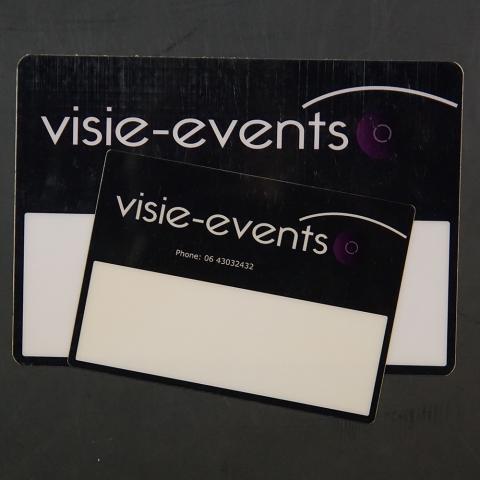 VISIE EVENTS