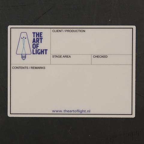 THE ART OF LIGHT