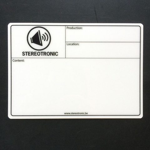 Stereotronic