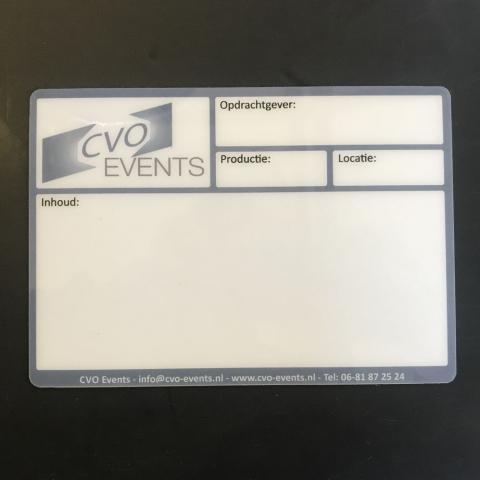 CVO Events