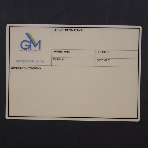 GM PRODUCTION