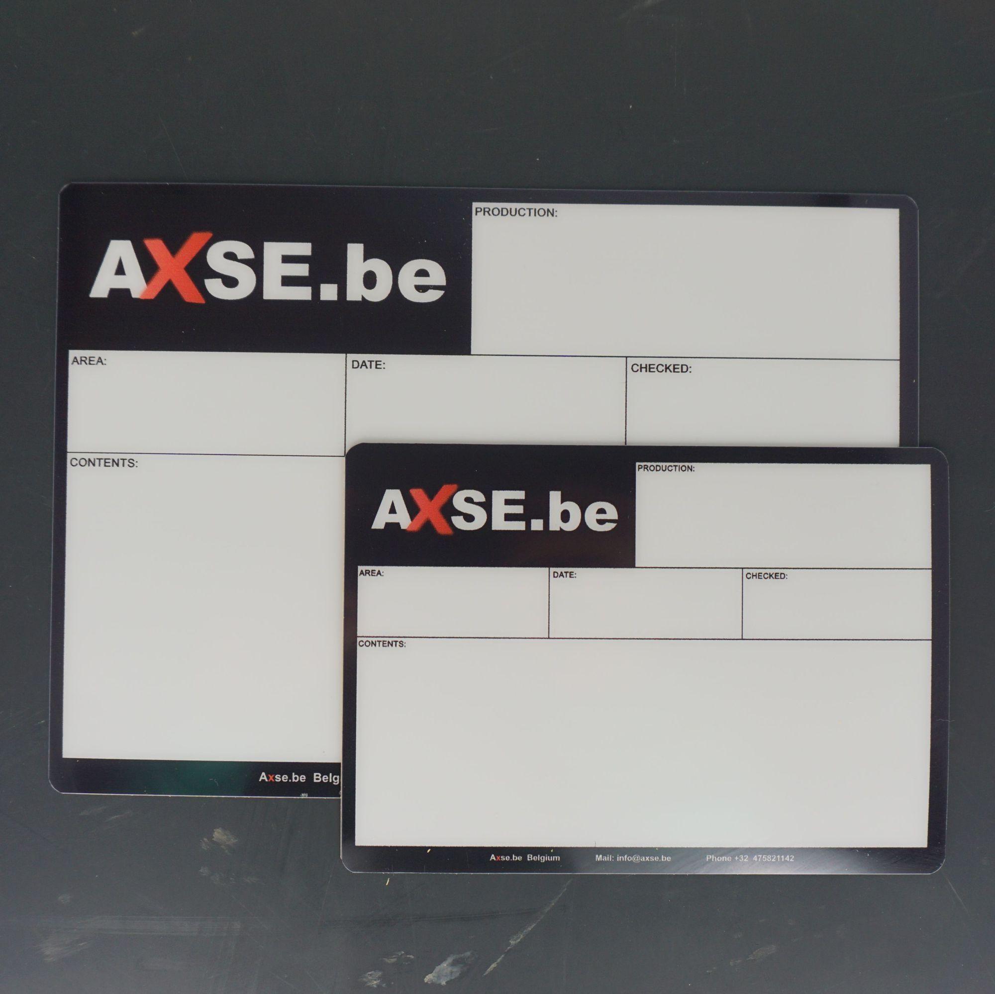 Flightcaselabels Caselabels AXSE