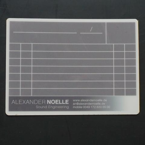 Flightcaselabels Caselabels Alexander Noelle