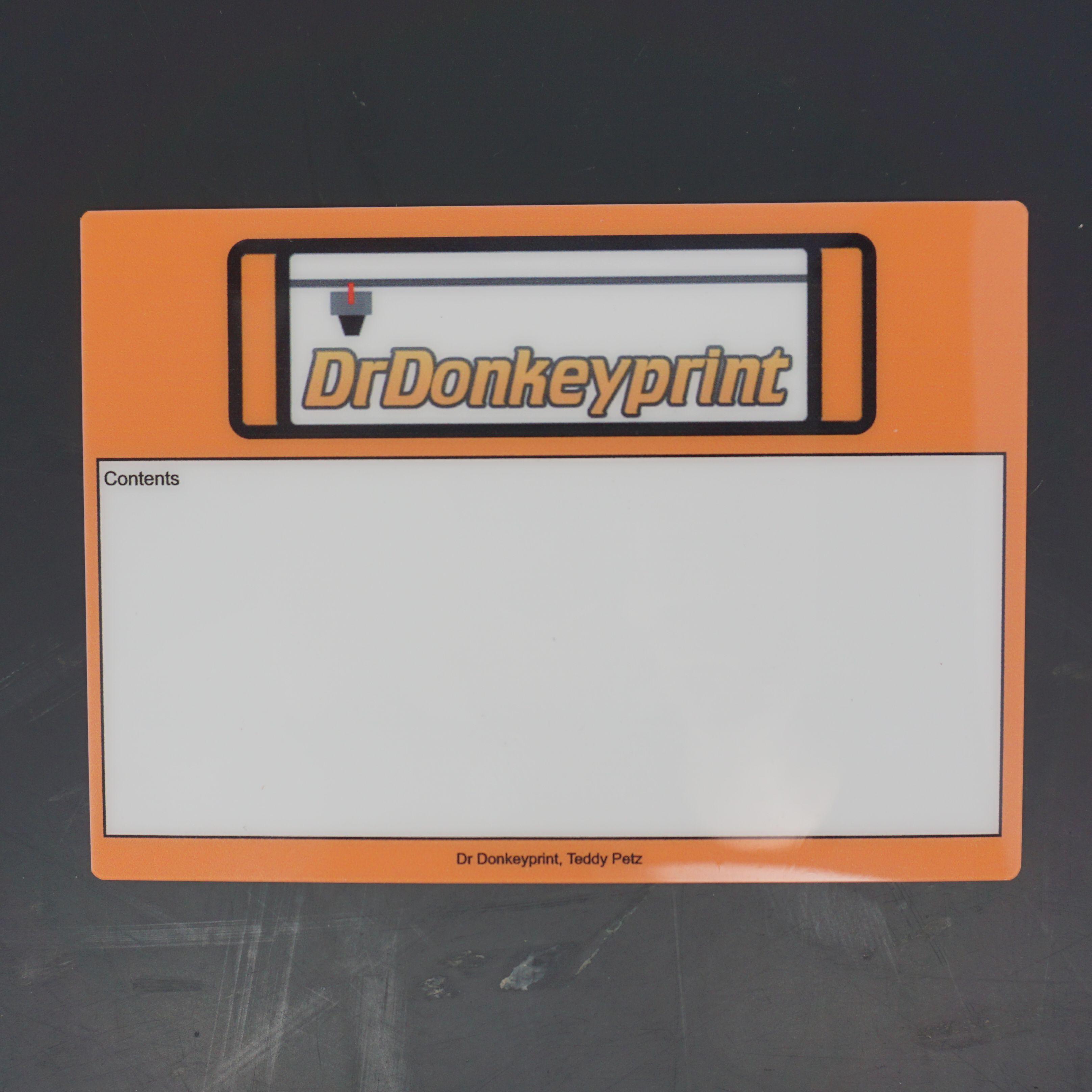 Flightcaselabels Caselabels DrDonkeyprint
