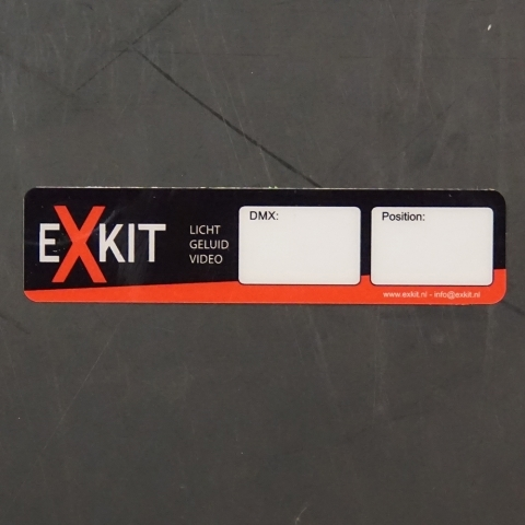 Flightcaselabels Caselabels EXKIT