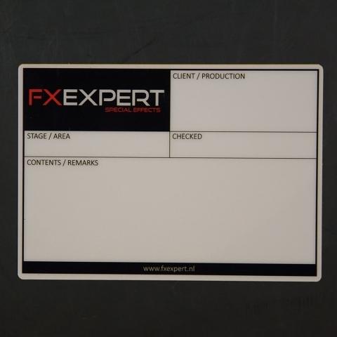 Flightcaselabels Caselabels FX EXPERT