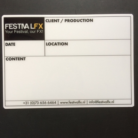 Flightcaselabels Caselabels Festival FX