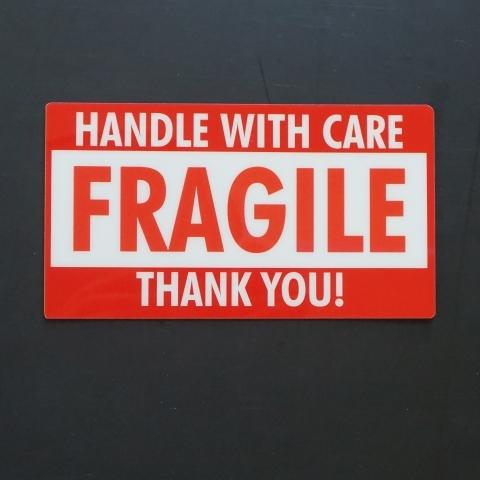 Flightcaselabels Caselabels Handle with care