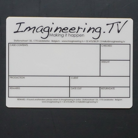 Flightcaselabels Caselabels Imagineering.tv