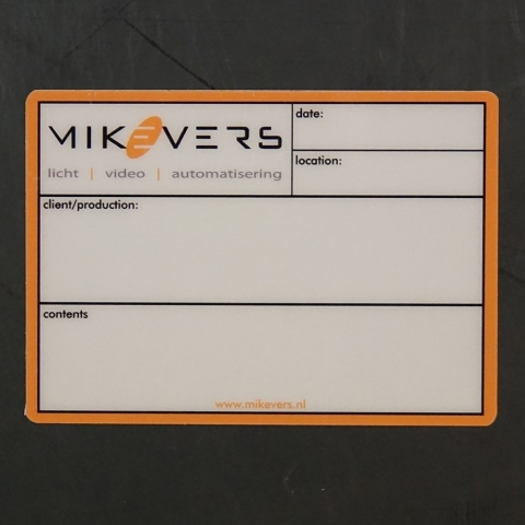 Flightcaselabels Caselabels MIKEVERS