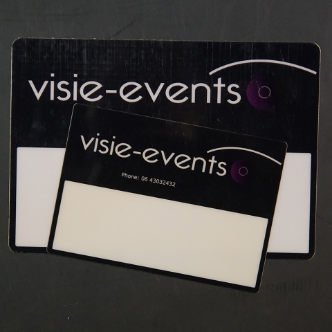 Flightcaselabels Caselabels VISIE EVENTS