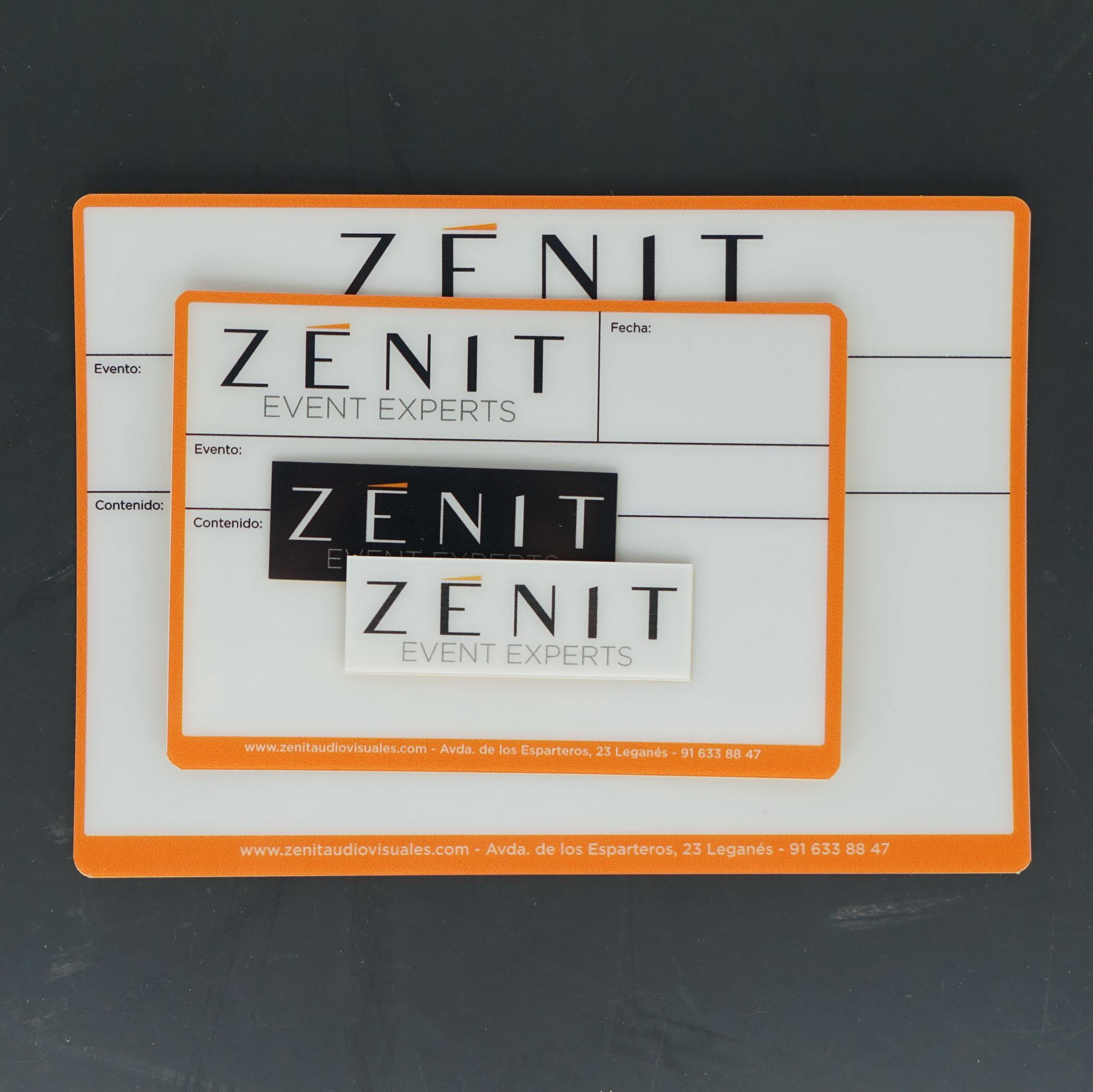 Flightcaselabels Caselabels Zenit